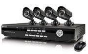 Предлагаем установку систем безопасности и видеонаблюдения
