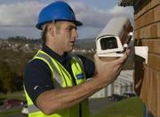 Продажа,  монтаж,  систем видеонаблюдения и видеодомофонов